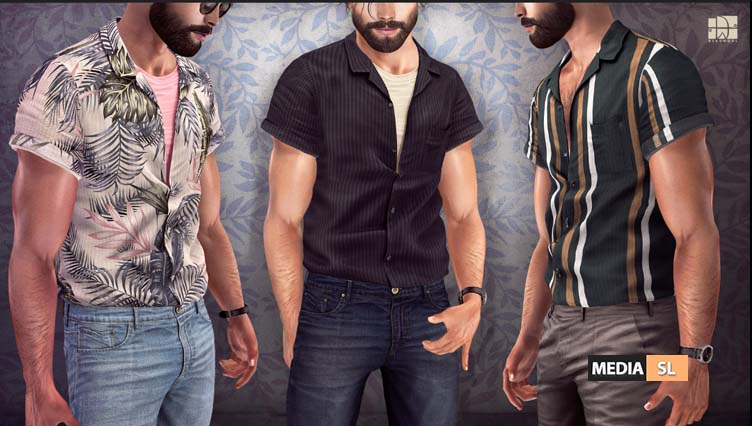 Luc shirt  – NEW Men