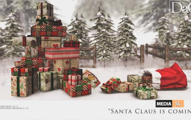 Santa Claus is Coming – New Decor