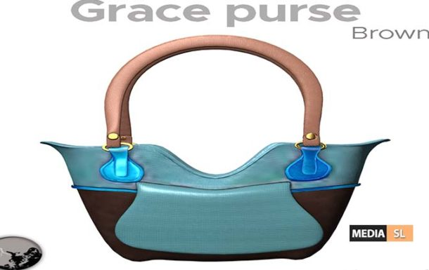 Grace Purse (Brown) – Group – Gift