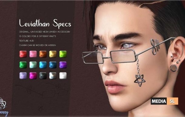 Leviathan Specs – NEW Men