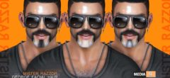 George Facial Hair – NEW Men