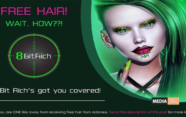 FREE HAIR! WAIT. HOW?! – NEW