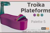 Troika Plateforms (Palette 5) - Gift