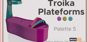 Troika Plateforms (Palette 5) – Gift