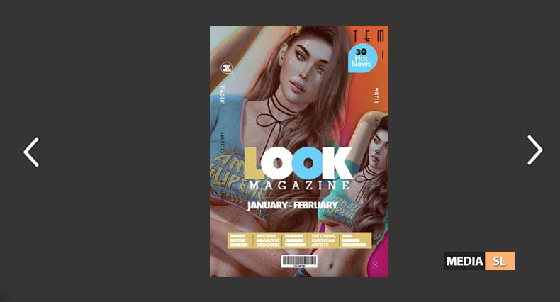 Look Magazine January February 2020