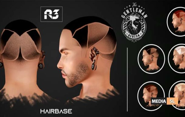 NEW HAIRBASE – NEW Men