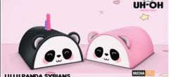 Lu Lu Panda Sybians – New Decor