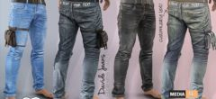 Davide Jeans Pants – NEW Men