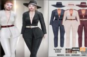 Alicia Suit – NEW