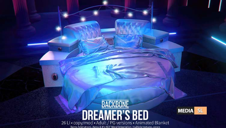 Dreamer's Bed – New Decor