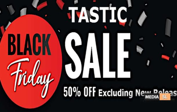 Tastic Black Friday – Sale