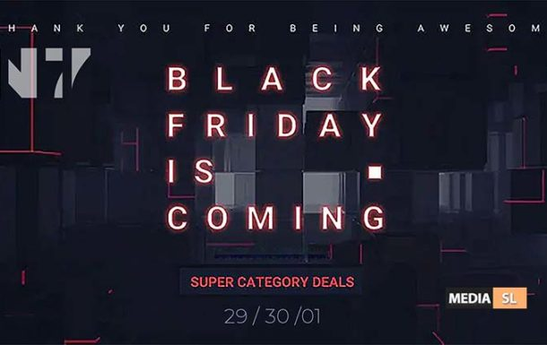 Nero Black Friday – Sale