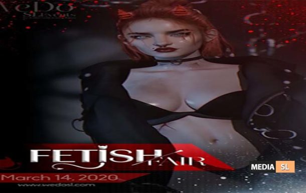 Fetish Fair Event– March 2020