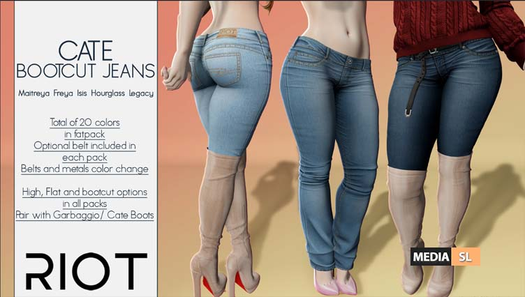 Cate Jeans – NEW