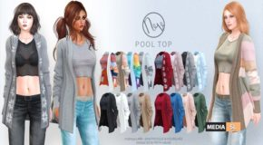 Pool Top – All Colors – NEW