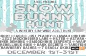 Snow Bunny Hunt – December 2019