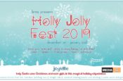 Holly Jolly Fest 2019 – December 2019