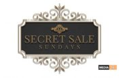 Secret Sale Sundays – December 08-09TH - Sale