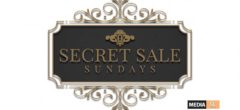 Secret Sale Sundays – January 26-27TH – Sale