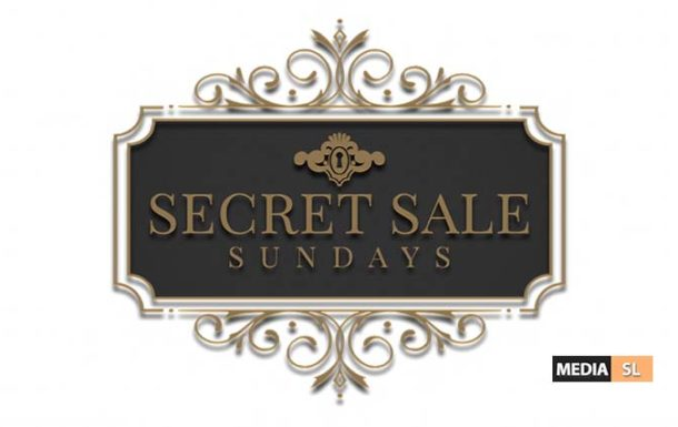 Secret Sale Sundays – December 29-30TH – Sale