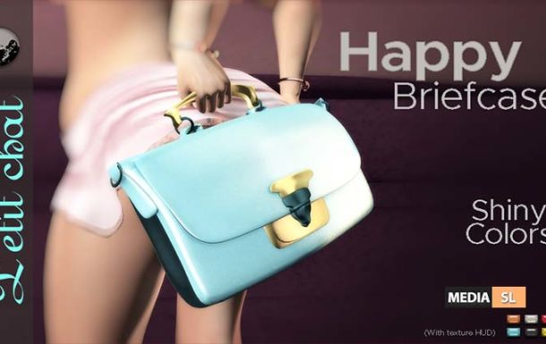 Happy Briefcase Shiny Colors – Gift