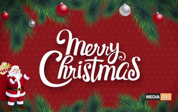 media SL wishes you Merry Christmas