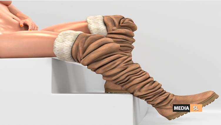 exclusive neumel thigh high boots – News