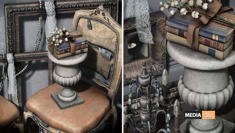 Old Scars Collection – NEW DECOR