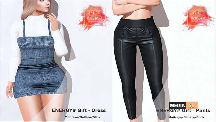 """event """"ENERGY Weekend price"""" – Gift"""