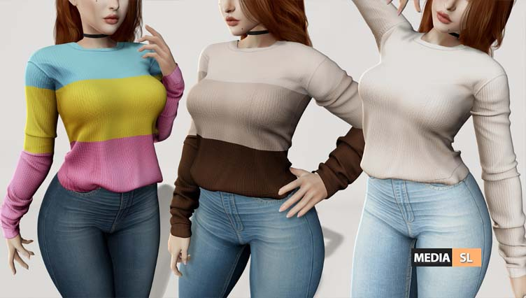 Ember Sweater – NEW
