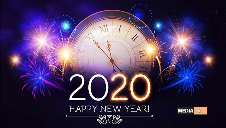 The whole team of  MEDIA SL wishes Happy New Year 2020