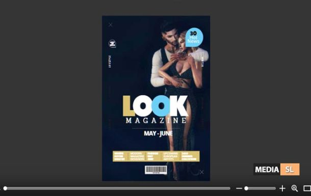 Look Magazine MAY JUNE 2020
