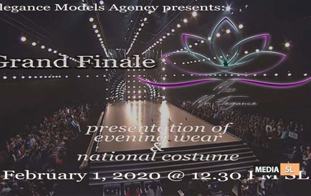 Mr/Miss Elegance 2020 Pageant – GRAND FINALE