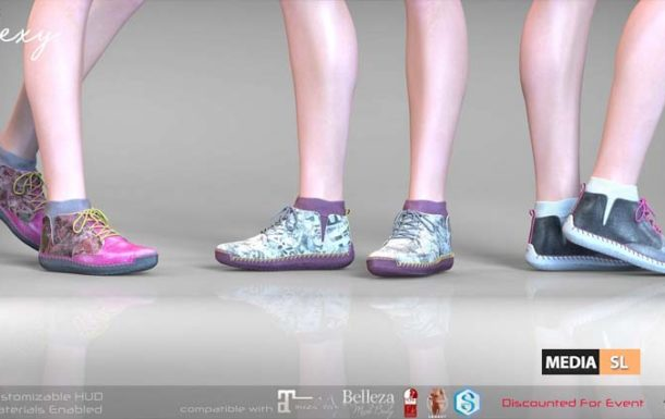 Bexy Sneakers  – NEW