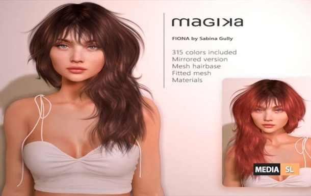 hair Fiona – NEW