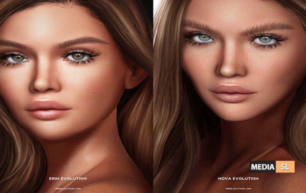 Evolution line Erin & Nova in store now!!! – NEW