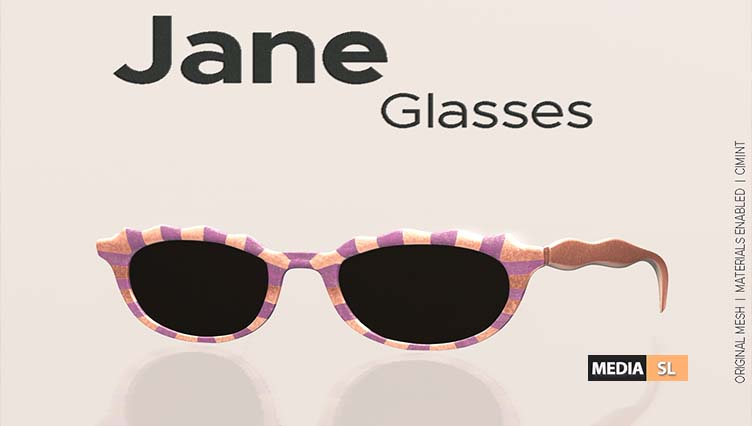 Jane Glasses – Gift