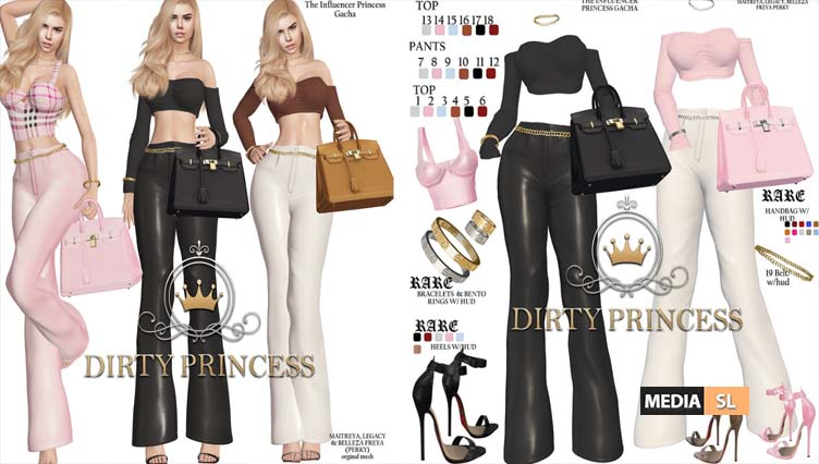 DIRTY PRINCESS @ EPIPHANY – NEW