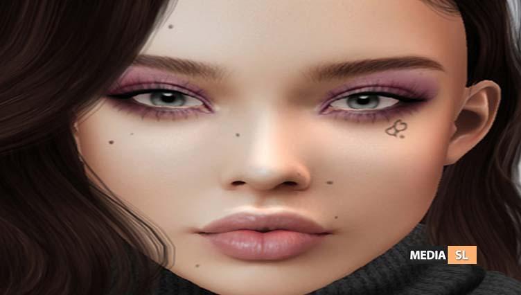 Heart Face Tattoo – Gift