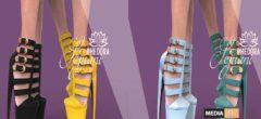 Sejuani Heels  – NEW