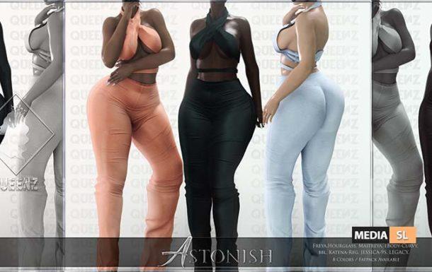Astonish Bodysuit – NEW
