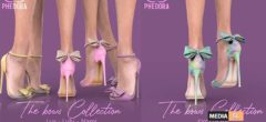 "The Bows Collection"" Heels  – Gacha"