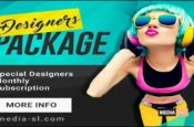 SPECIAL DESIGNERS PACKAGE