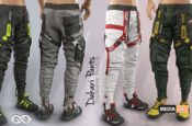 Dakari Pants & Dakari Shoes – News Men