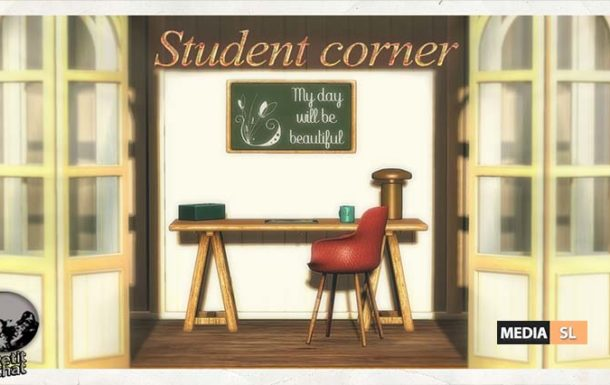 Student Corner set – NEW DECOR