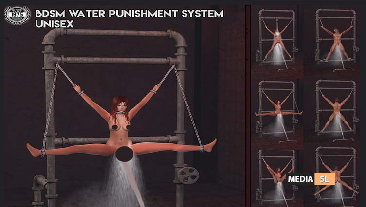 Water Punishment System – NEW DECOR