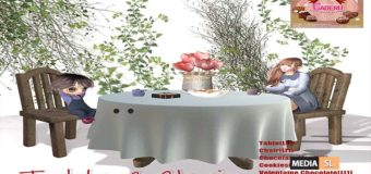Valentaine Table & Chair – NEW DECOR