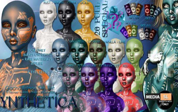 Synthetica Skin – Gacha
