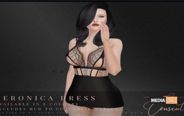 Veronica Dress – NEW
