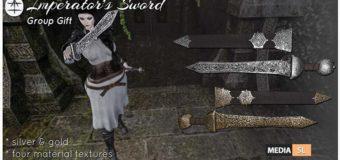 Imperator's Sword – Gift